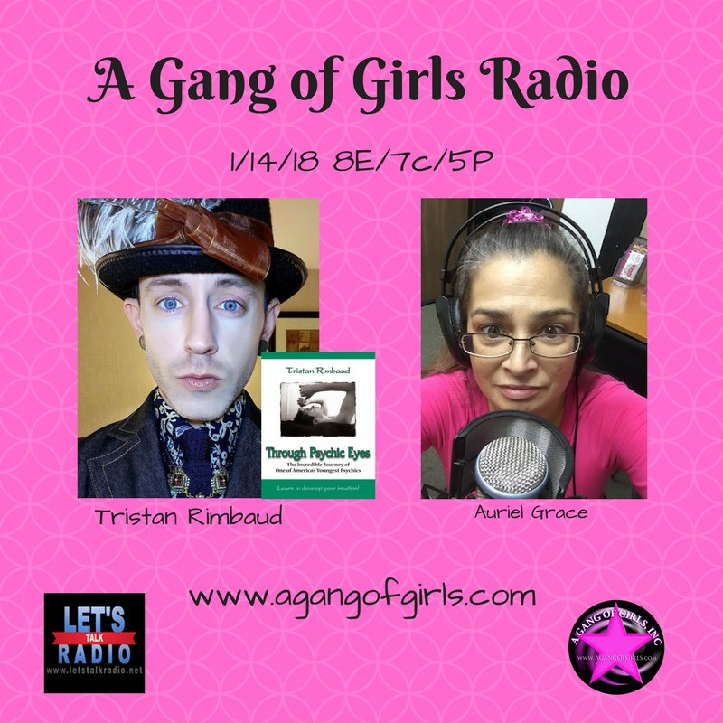 January 14, 2018 | A Gang of Girls Radio
